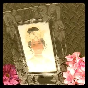 Other - Rose Picture Frame